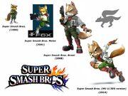 Fox McCloud (Super Smash Bros. Evolution).jpg