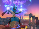 Mega Evolution (Lucario)