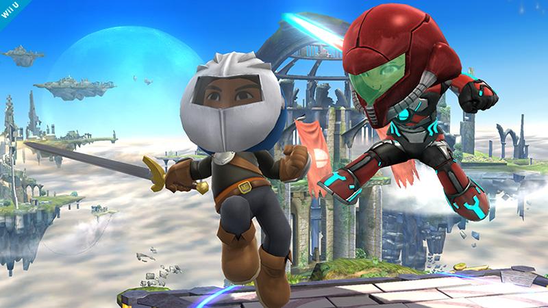 Mii Swordfighter (Super Smash Bros. for Nintendo 3DS and Wii U)
