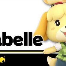 68 Isabelle – Super Smash Bros. Ultimate