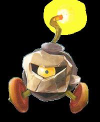 Bumpety Bomb