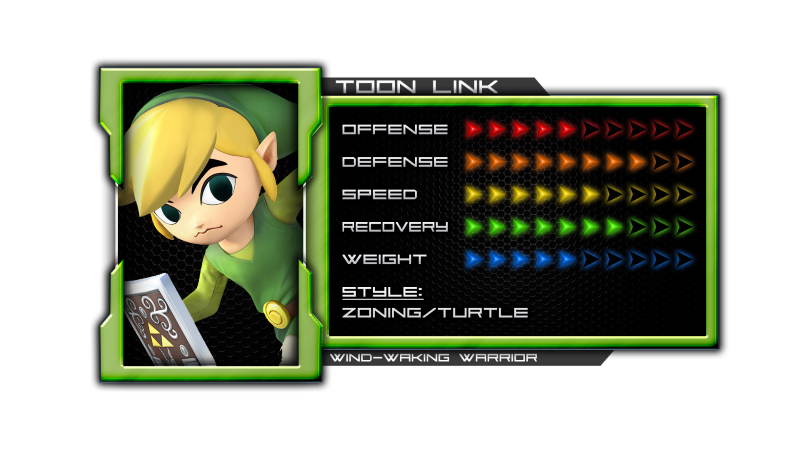 Toon Link (Super Smash Bros. for Nintendo 3DS and Wii U)