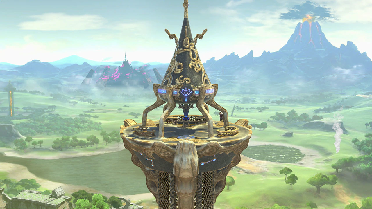 Great Plateau Tower
