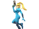 Zero Suit Samus (Super Smash Bros. Brawl)