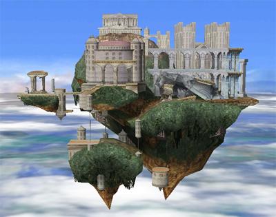 Hyrule: Temple