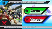 Co-op and Versus (SSBWU Stadium)