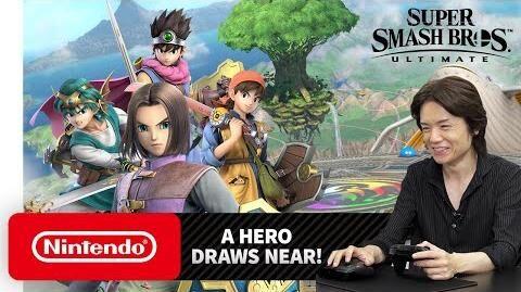 "Super_Smash_Bros._Ultimate_–_Mr._Sakurai_Presents_""Hero"""