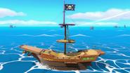 SSBU-Pirate Ship
