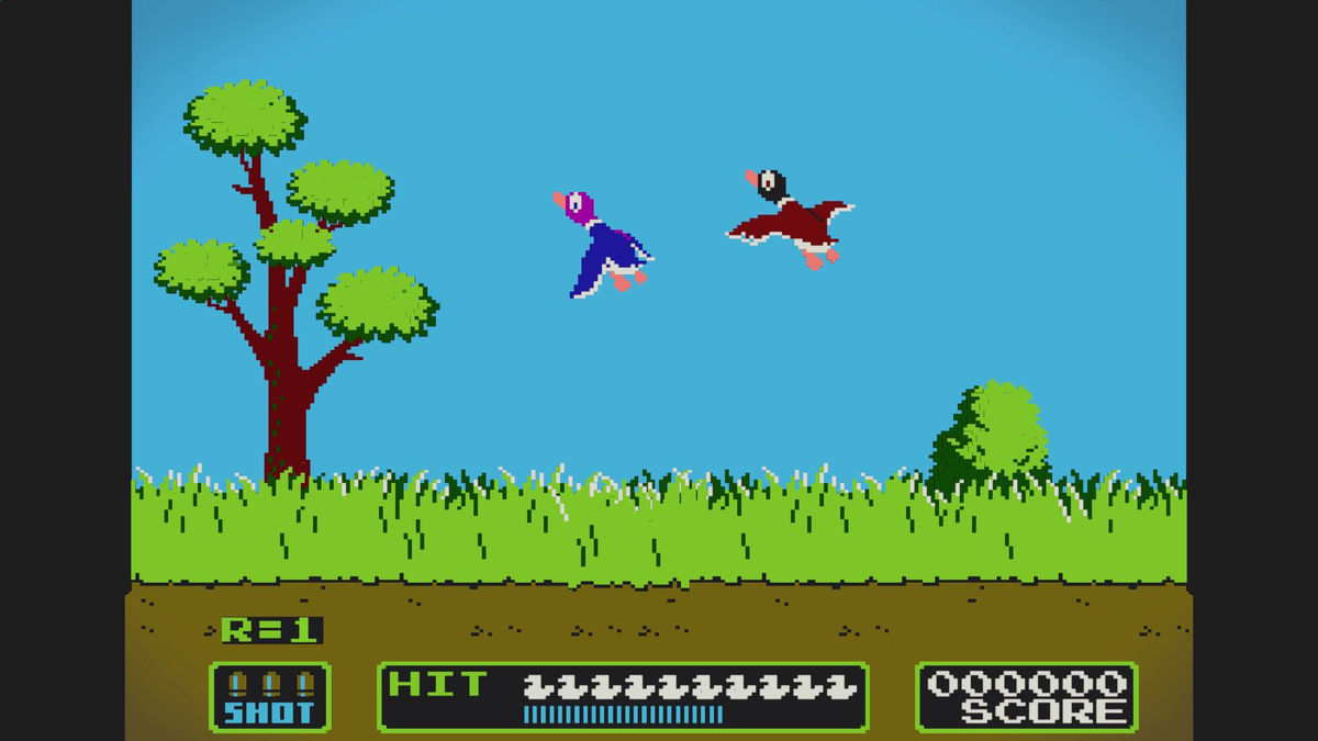 Duck Hunt (stage)
