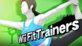 Wii Fit Trainers Splash