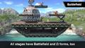 SSBU Great Bay (Battlefield)
