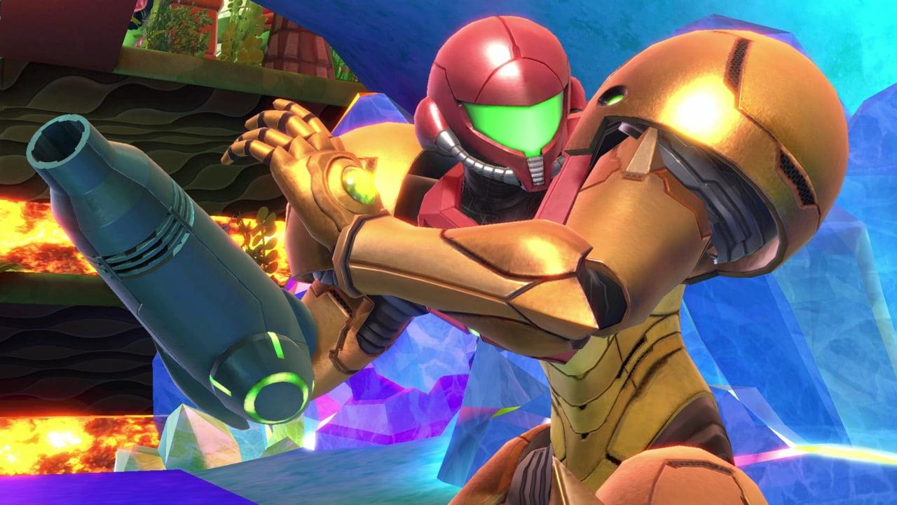 Samus (Super Smash Bros. Ultimate)