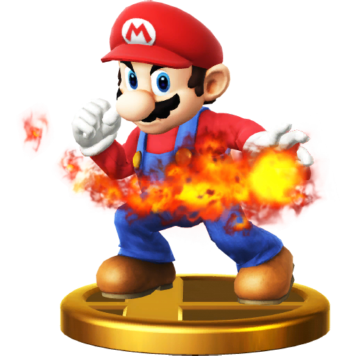 List of SSBWU trophies/Super Mario Bros. series