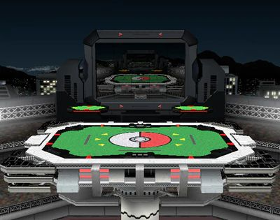 Kanto: Pokémon Stadium