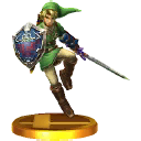 List of SSB3DS trophies/The Legend of Zelda series