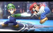 Luigi Side Smash