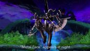 Metal Face Wii U