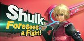 Shulk foresees a fight