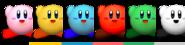 Kirby Palette (SSBM)