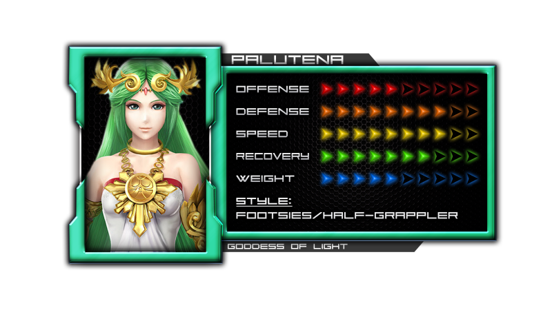 Palutena (Super Smash Bros. for Nintendo 3DS and Wii U)