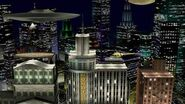 Fourside (stage) - Super Smash Bros