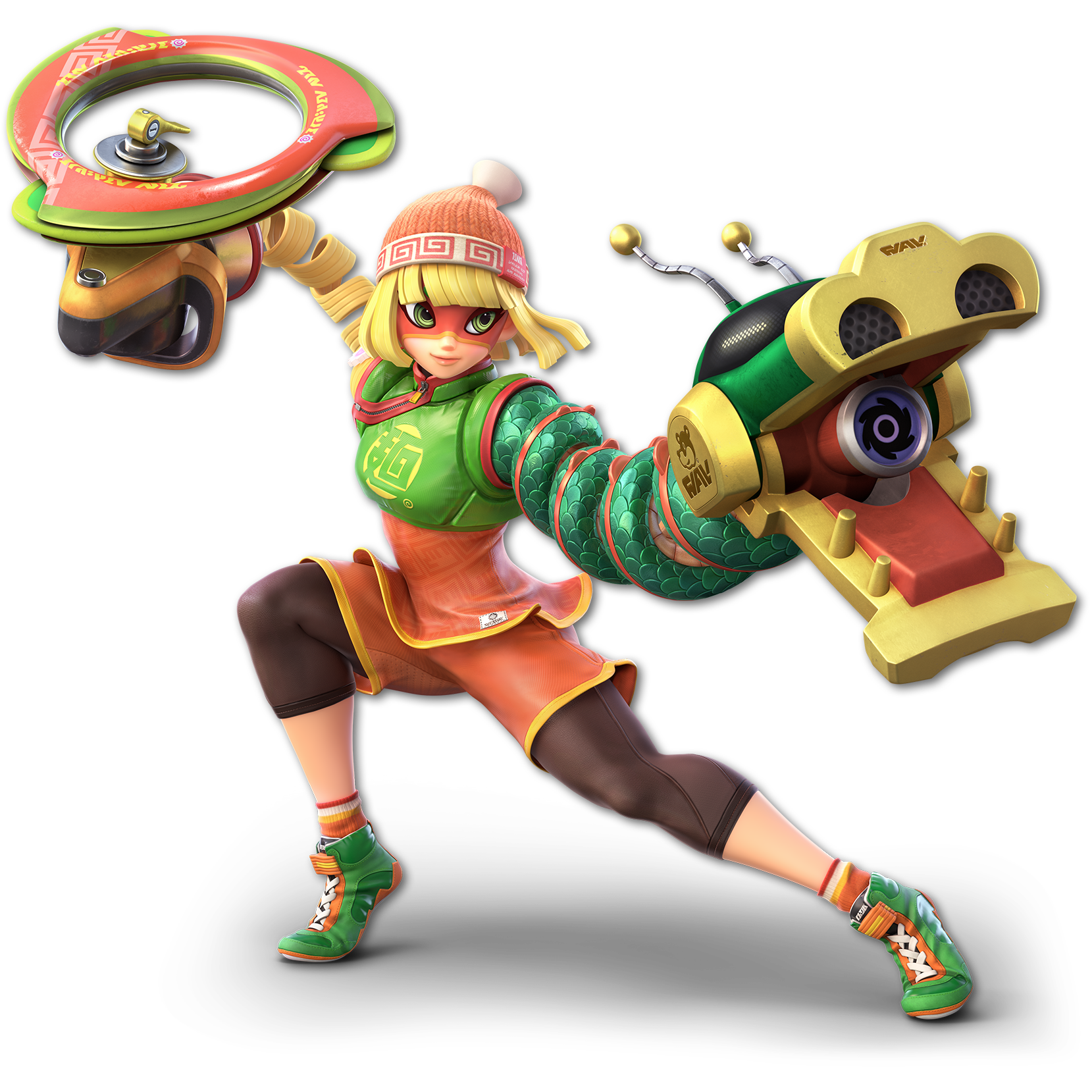 Min Min (Super Smash Bros. Ultimate)