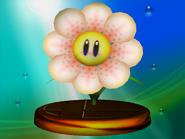 Fire Flower Trophy (Melee)