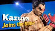 Kazuya Unlocked SSBU