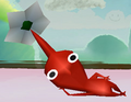Red Pikmin Brawl