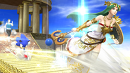 Training Palutena
