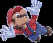 Mario Screen KO Ultimate
