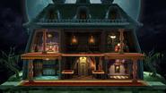 SSBU-Luigi's Mansion