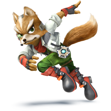 Fox - Super Smash Bros. for Nintendo 3DS and Wii U.png