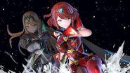 Pyra and Mythra Sakurai Twitter 9
