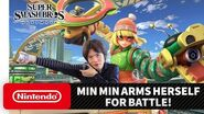 Super Smash Bros. Ultimate – Mr