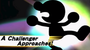 Mr game and watch challenger 3ds