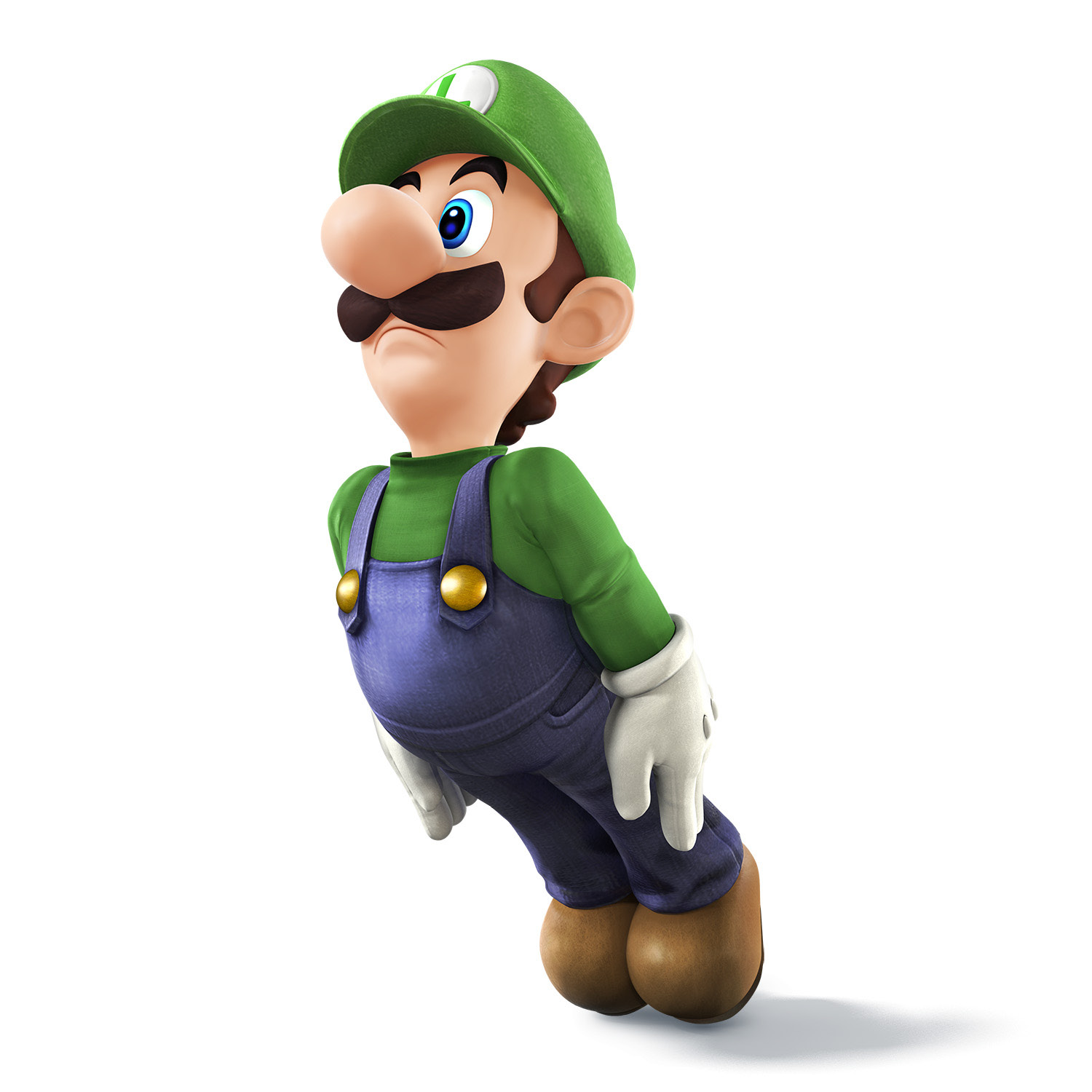 Luigi (Super Smash Bros. for Nintendo 3DS and Wii U)