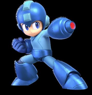 Mega Man - Super Smash Bros. Ultimate.png