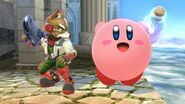 Fox mccloud and kirby by user15432-db7q4a5