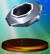 Cloaking Device Trophy (Melee)