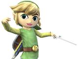 Toon Link (Super Smash Bros. Brawl)