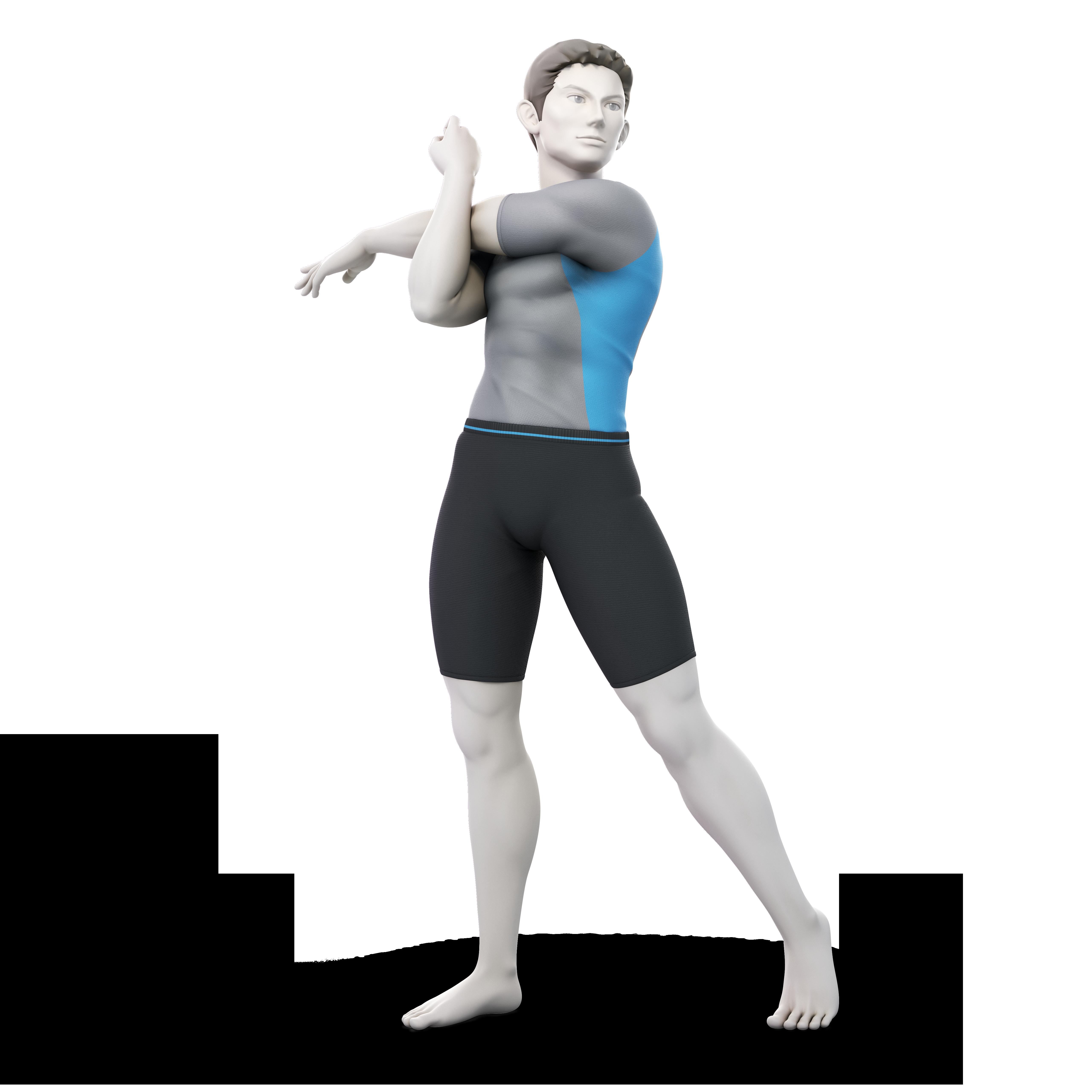 Wii Fit Trainer (Super Smash Bros. Ultimate)