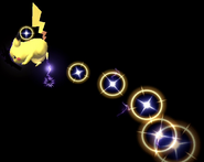 Pikachu Quick Attack
