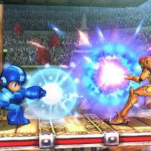 Mega Man and Samus - Arena Ferox.jpg