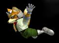 Fox helpless SSBM