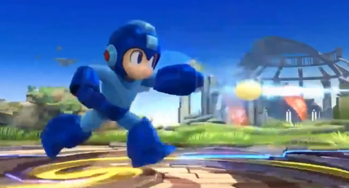 Mega Man (Super Smash Bros. for Nintendo 3DS and Wii U)
