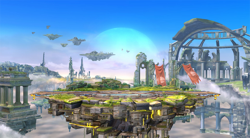 Big Battlefield (Super Smash Bros. for Wii U)