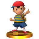 List of SSB3DS trophies/EarthBound series