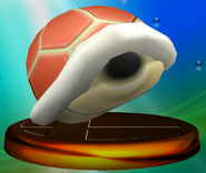 Red Shell Trophy (Melee)