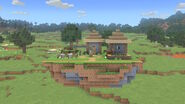 Minecraft World 8 Player Omega